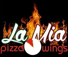 La Mia Pizza & Wings logo