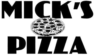 Mick's Pizza