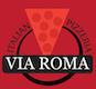 Via Roma Pizza logo