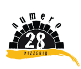 Numero 28 Pizza logo