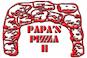 Papa's Pizza II logo