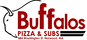Buffalo's Pizza & Subs logo