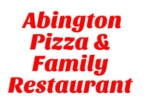 Abington Pizza & Family Restaurant
