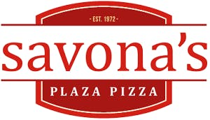 Savona's Plaza Pizza