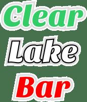 Clear Lake Bar