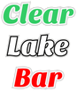 Clear Lake Bar logo