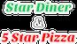 Star Diner & 5 Star Pizza logo
