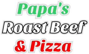 Papa's Roast Beef & Pizza