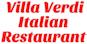 Villa Verdi Italian Restaurant logo