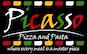 Picasso's Pizza & Pasta logo