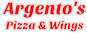Argento's Pizza & Wings logo