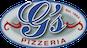 G's Pizzeria logo