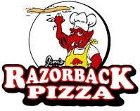Jim's Razorback Pizza - Maumelle