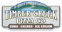 Timber Creek Pizza Co logo
