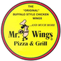Mr Wings Pizza & Grill logo