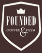 Founded Coffee & Pizza logo