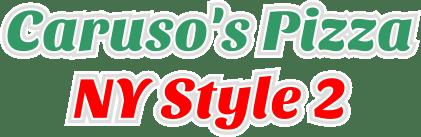 Caruso's Pizza NY Style 2