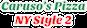 Caruso's Pizza NY Style 2 logo