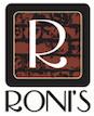 Roni's Diner logo