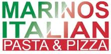Marinos Italian Pasta & Pizza
