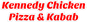 Kennedy Chicken Pizza & Kabab logo