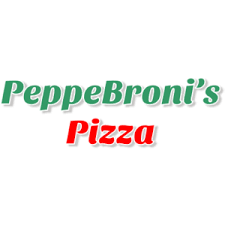PeppeBroni's Pizza logo