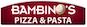 Bambino's Pizza & Pasta logo