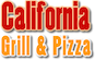 California Grill & Pizza Nottingham logo