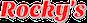 Rocky's logo