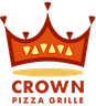 Crown Pizza & Grille logo