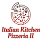 Italian Kitchen Pizzeria II logo