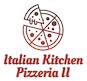 Italian Kitchen Pizzeria II logo