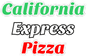 California Express Pizza logo
