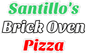 Santillo's Brick Oven Pizza logo