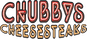 Chubbys Cheesesteaks logo