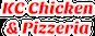 KC Chicken & Pizzeria logo