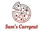 Sam's Carryout logo