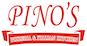 Pino's Pizzeria & Italian Kitchen logo
