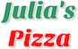 Julia's Pizza logo