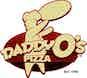 DaddyO's Pizza - Memorial logo