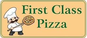 First Class Pizza