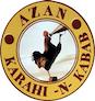 Azan Karahi & Kabab logo