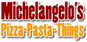 Michelangelo's Pizza Pasta logo