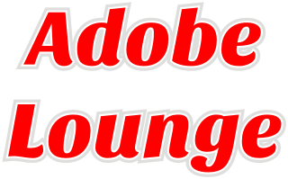 Adobe Lounge