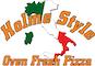 Holme Style Pizza logo