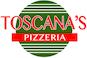 Toscana's Pizzeria & Restaurant logo