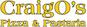 CraigO's Pizza & Pastaria logo