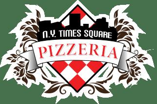 NY Times Square Pizza