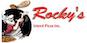 Rocky's Island Pizza logo