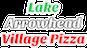 Lake Arrowhead Village Pizza logo